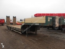 used Kaiser heavy equipment transport semi-trailer