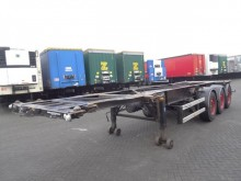 used Desot container semi-trailer