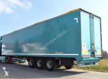 Reisch moving floor semi-trailer