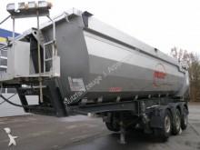 semi remorque Kempf SKM35/3 27m³ Hydr. Heckklappe Liftachse