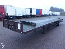 Ackermann FRUEHAUF 1 AXLE semi-trailer