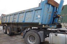 used Kaiser benne TP semi-trailer