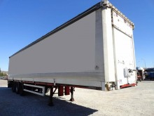 Mirofret tautliner semi-trailer