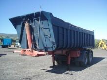 used Lecitrailer tipper semi-trailer