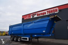 used Trax tipper semi-trailer
