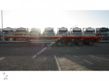 semi remorque Cometto 4 AXLE EXTENDABLE FLATBED TRAILER 16M-45M