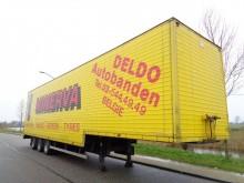 semi remorque Latre 3-Axle Mega Boxtrailer / BPW Axles