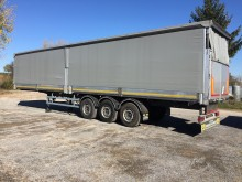 used Carmosino cereal tipper semi-trailer