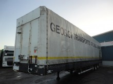 semi remorque Van Eck OT-3I 3-AXLE MEGA AIRFREIGHT CURTAINSIDE WITH RO