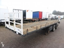 semi remorque Bulthuis 13 X GAS BOTTLE BOX HIAB MOFFET CONNECTI