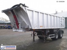 semi remorque General Trailers Tipper trailer alu 25 m3
