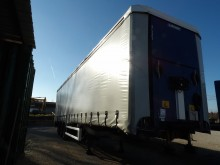 used Lecitrailer double deck tautliner semi-trailer