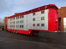 semirremolque Finkl 3 stock livestock trailer