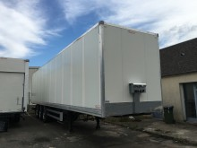 Samro box semi-trailer