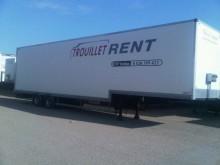 used SRT moving box semi-trailer