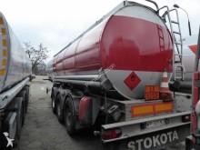 used Stokota oil/fuel tanker semi-trailer