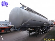Trailor tanker semi-trailer