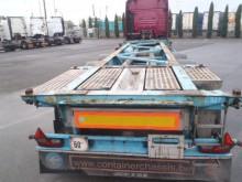 semirremolque Van Hool 20 30 pieds porte container adr produit dangereux