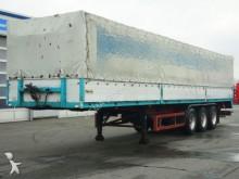 used Meierling tarp semi-trailer