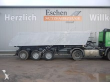 Meiller MHKS 41/3 S, 21 m³ Alumulde, Luft/Lift, BPW semi-trailer