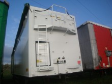 used Legras moving floor semi-trailer