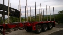 used Billaud timber semi-trailer