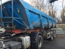 used Trailor benne TP semi-trailer