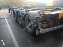 used General Trailers container semi-trailer