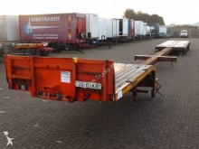 Broshuis 2X EXTENDABLE 2758 C 4 X STEERAXLE semi-trailer