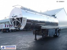 used Loheac tanker semi-trailer