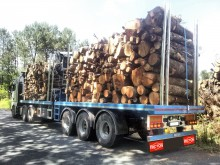Pacton Forestier semi-trailer