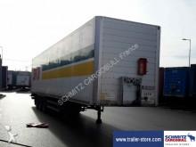 Schmitz Cargobull Fourgon express Porte relevante Hayon semi-trailer