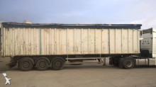 used Samro benne à ferraille semi-trailer