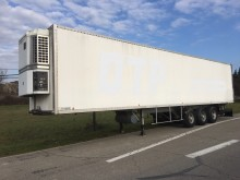 used Fruehauf mono temperature refrigerated semi-trailer