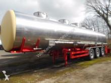 Magyar V4A Chemieauflieger 4 KA 31m³ 6856 semi-trailer