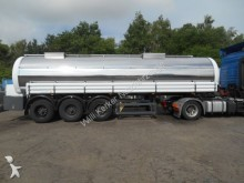 used Hendricks tanker semi-trailer