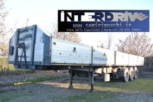 used TecnoKar Trailers cereal tipper semi-trailer