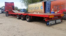 used Leveques flatbed semi-trailer
