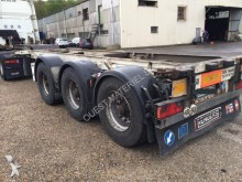 used Renders container semi-trailer