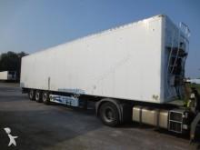 semirimorchio Kraker trailers CF 200 Schubboden