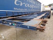 used Viberti container semi-trailer