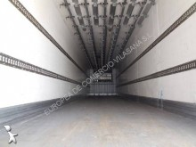 used Chereau meat transport refrigerated semi-trailer