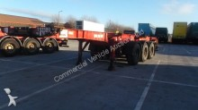 Montracon SLIDING SKELETAL semi-trailer