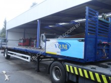 Pacton Kooiaap / Boot / Twistlocks / BPW semi-trailer