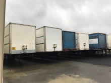 used Frejat tautliner semi-trailer