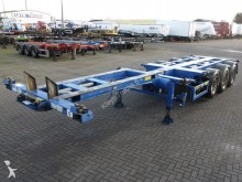 used Broshuis container semi-trailer
