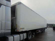 Trax Lamberet (ISOLATED BOX / DOUBLE TIRES) semi-trailer