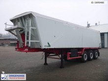 Stas Tipper trailer alu 40 m3 semi-trailer
