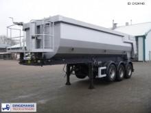 semi reboque nc TURBO'S HOET Tipper trailer 28 m3 + tarpaulin