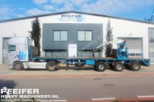 Pacton TPD347, With Kennis 16.000/7.10LC, 16tm Self-pro semi-trailer